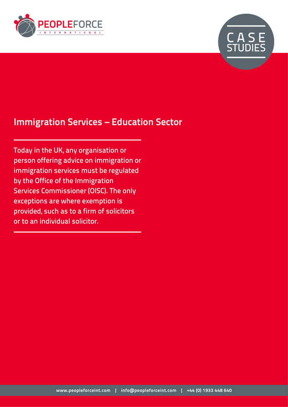 Education Sector Case Studies